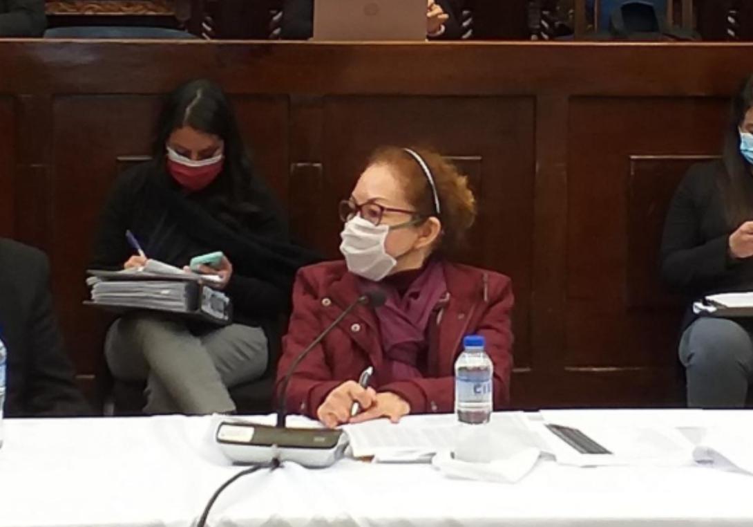 Viceministra de Salud indica que está en trámite pagos a médicos que atienden el COVID-19