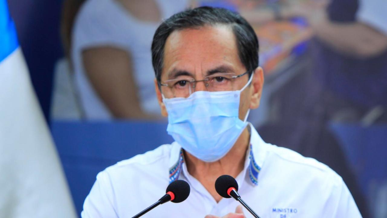 Ministro de Salud casos coronavirus