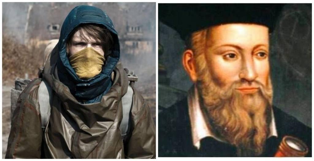 Dark y Nostradamus