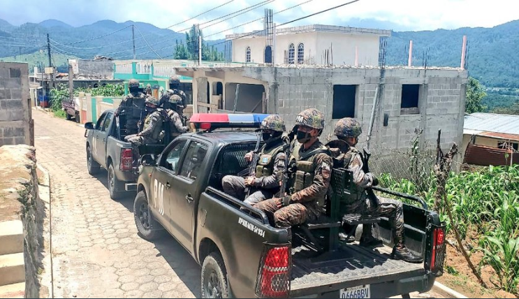 Ejército de Guatemala