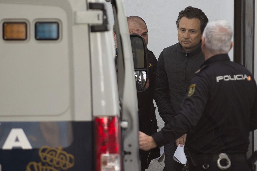 Emilio Loyoza, exdirectivo de Pemex detenido en España