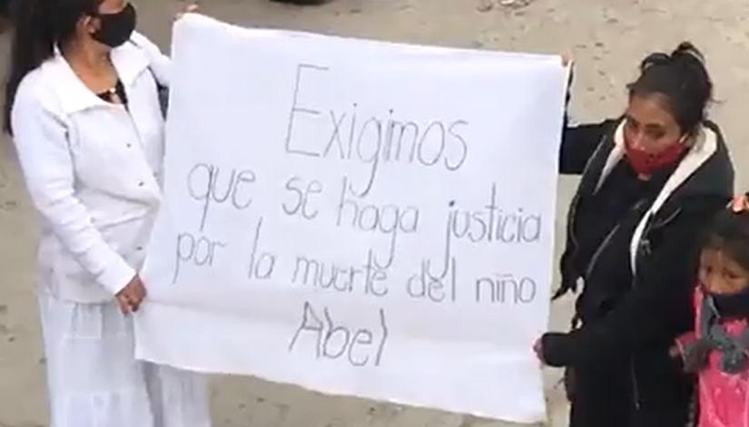 VIDEO   Dan último adiós a niño víctima de secuestro y asesinato en Tacaná