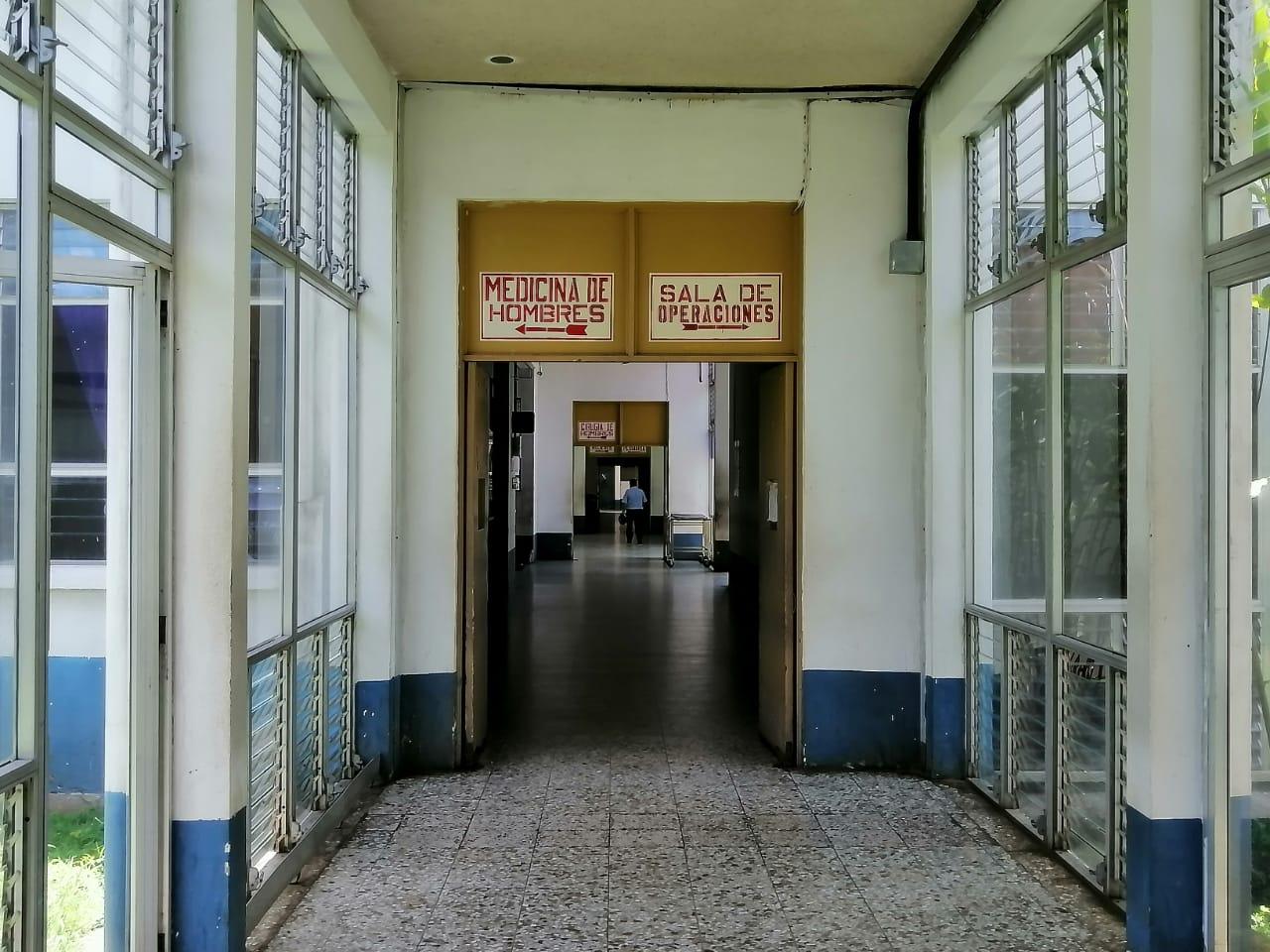 Confirman cinco casos de coronavirus en personal del hospital de Retalhuleu