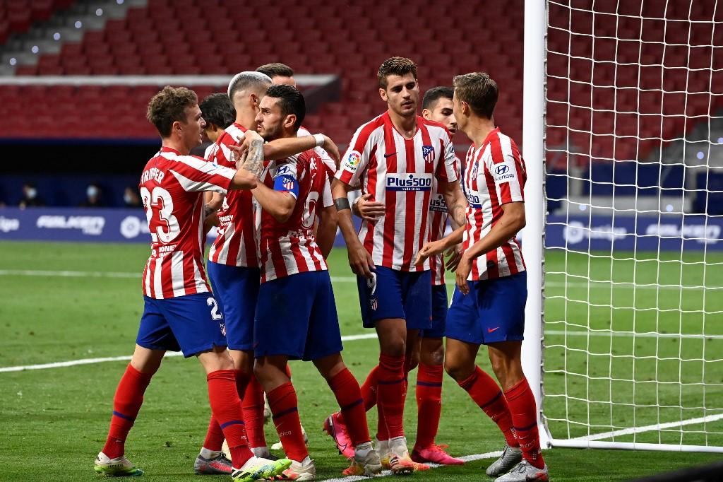 Resultado Atlético de Madrid vs Mallorca