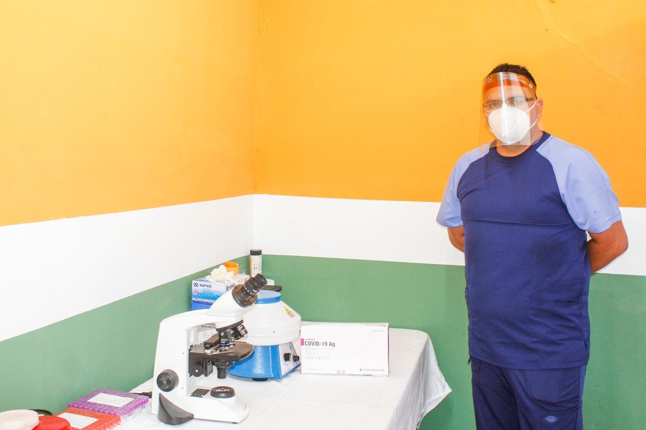 Clínica médica de Ayutla