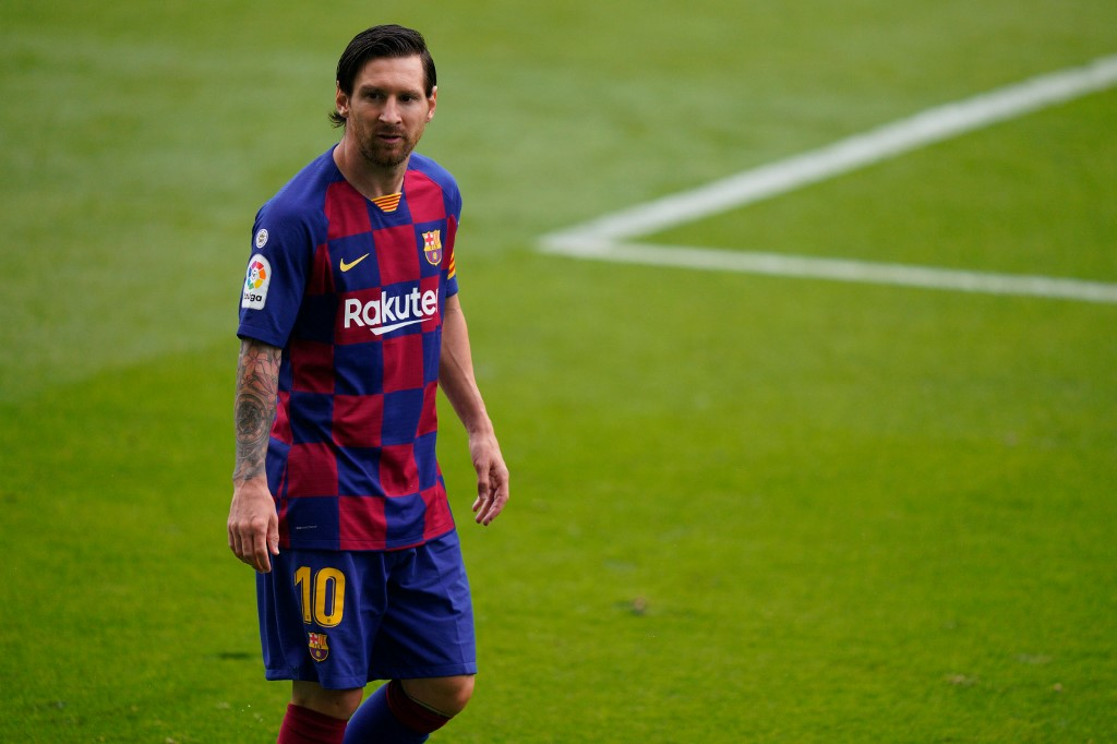 Nuevo uniforme del Barcelona