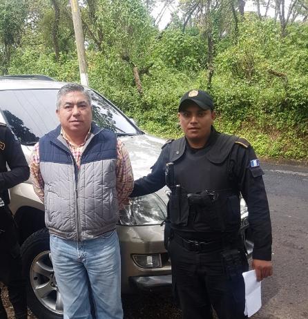 Quintanilla fue capturado en 2017