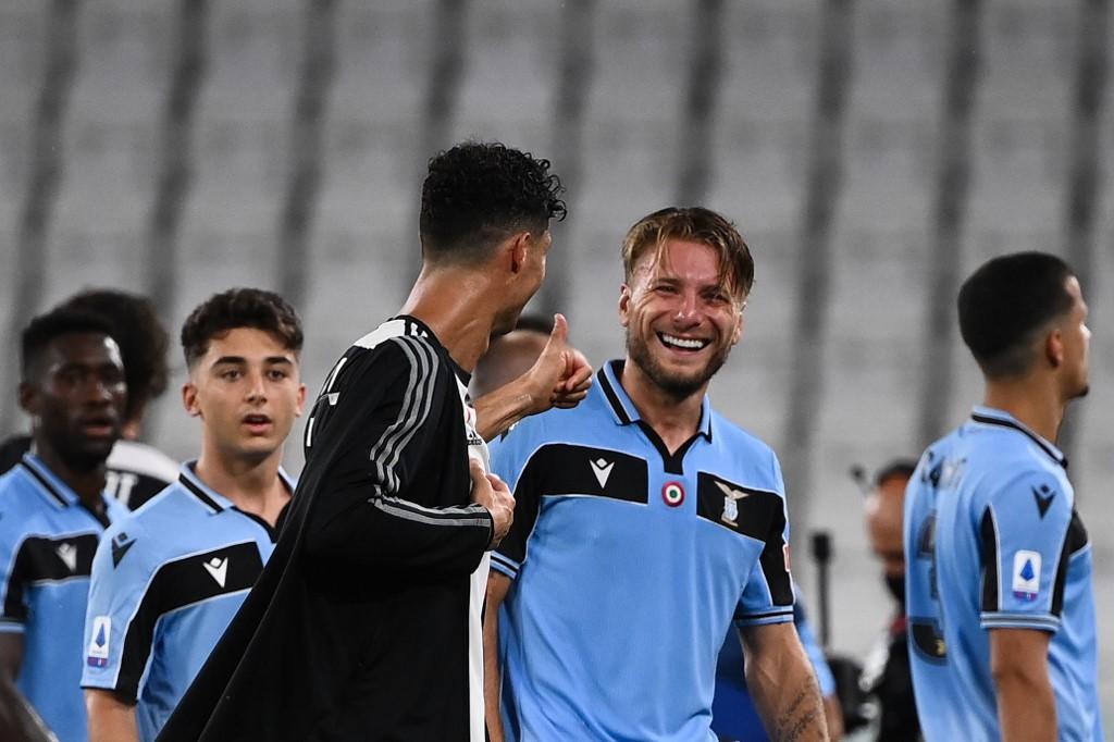 Ciro Immobile será el goleador de la Serie A