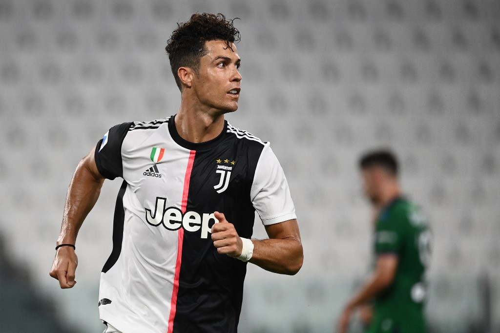 Juventus vs Atalanta, Serie A 2020