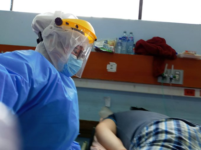 PDH da a conocer situación de salud de Roberto Barreda tras ser ingresado a área Covid-19
