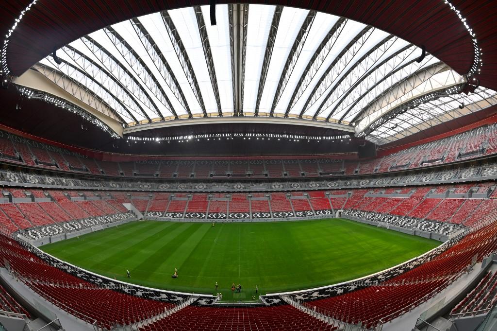 Estadio del partido inaugural en Catar 2022
