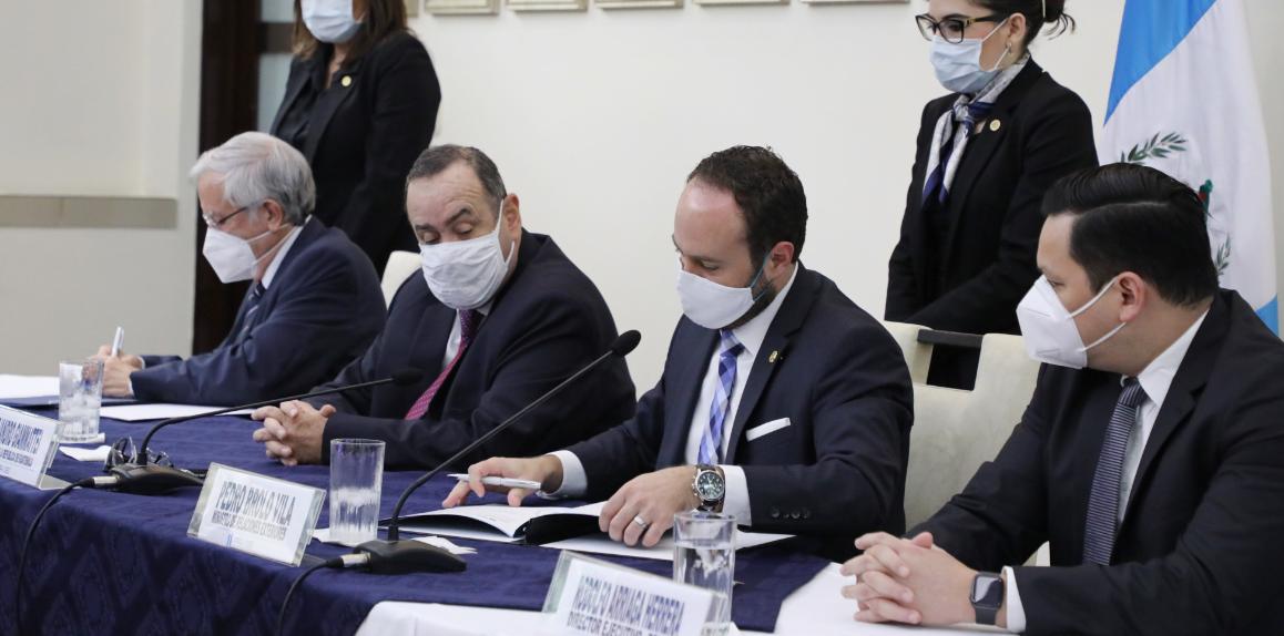 Instituto Guatemalteco de Migración será desligado del Mingob, según Giammattei