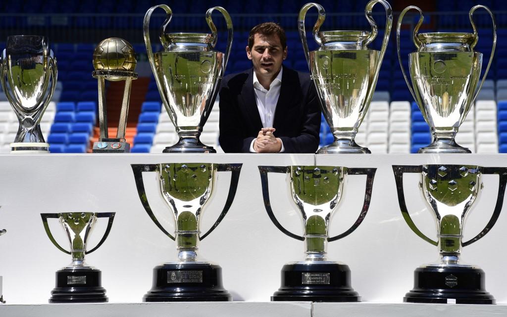 Iker Casillas volverá al Real Madrid