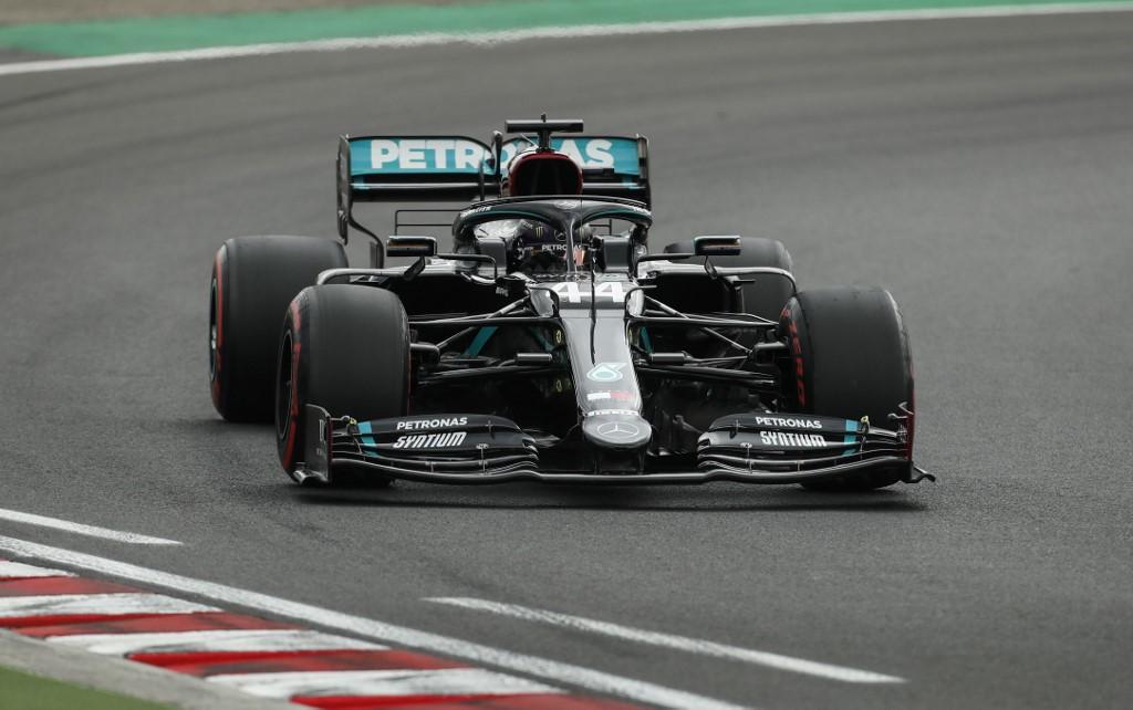 Hamilton se queda con la pole position del GP de Hungría