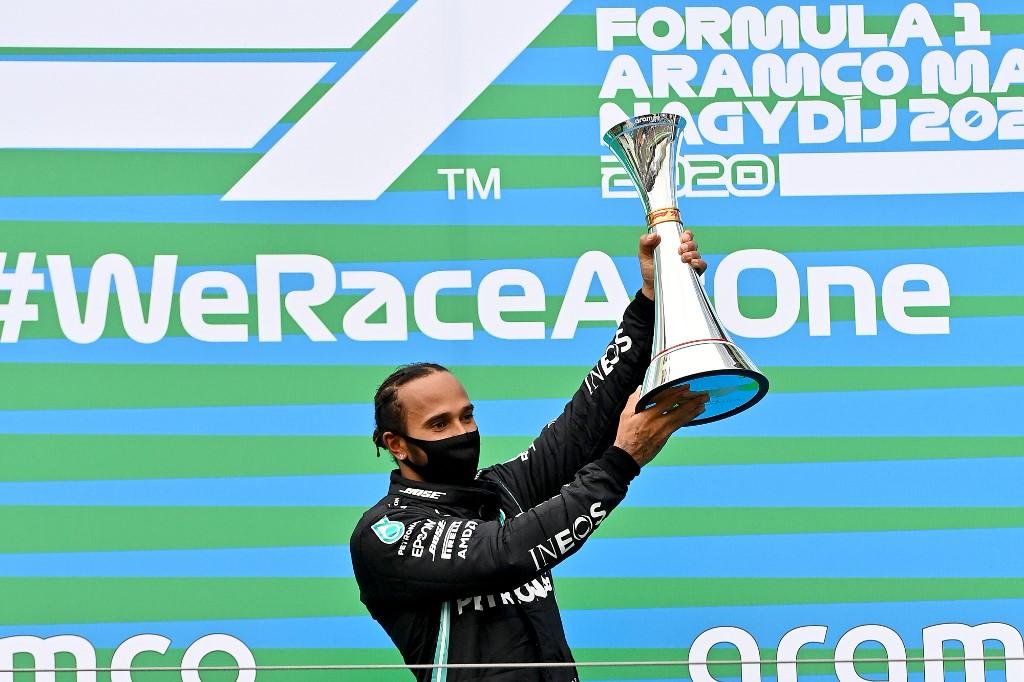 Lewis Hamilton gana GP de Hungría