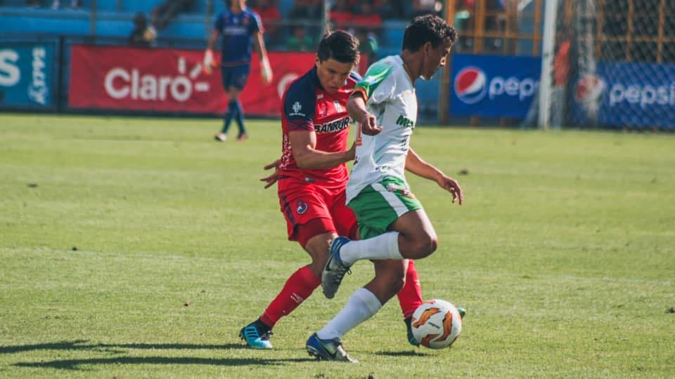 Luis Pedro Rosas nuevo jugador de Municipal