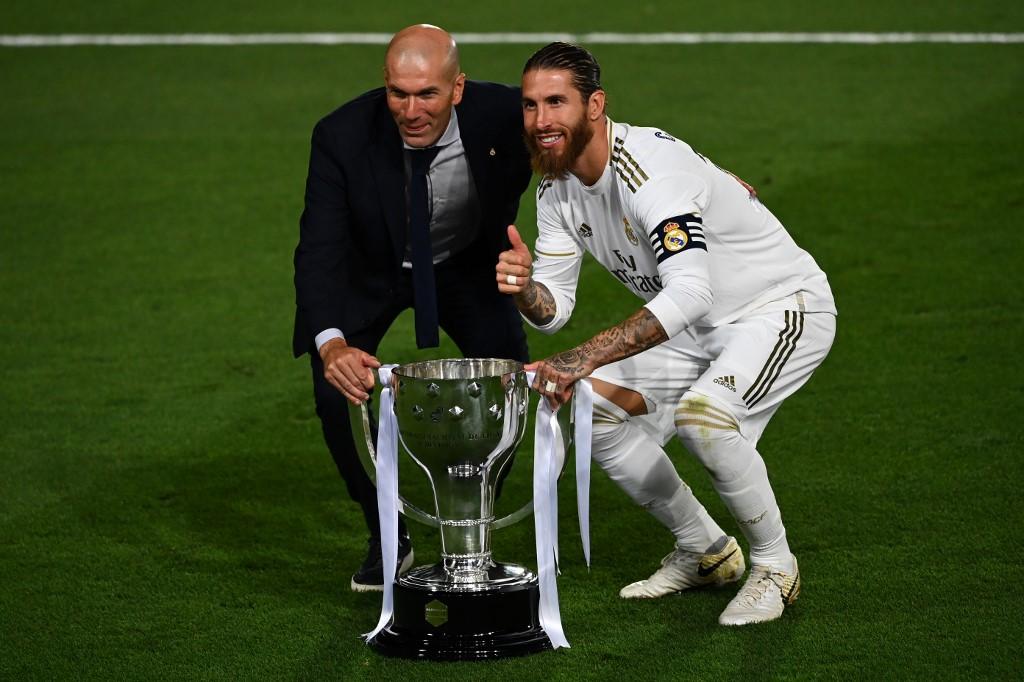 Barcelona felicita al Madrid por el título