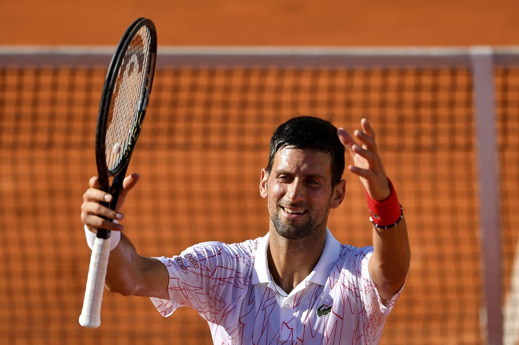 Djokovic da aporte a ciudad de Serbia