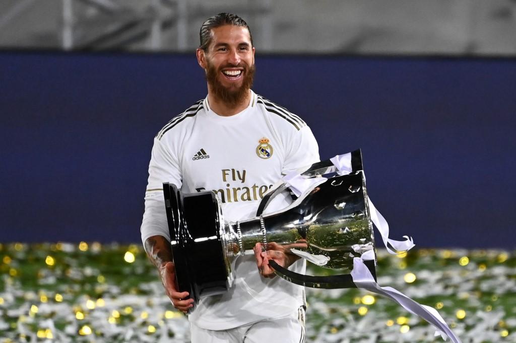Ramos dedica título del Real Madrid