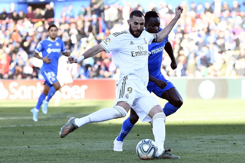 Los convocados del Madrid para enfrentar al Getafe