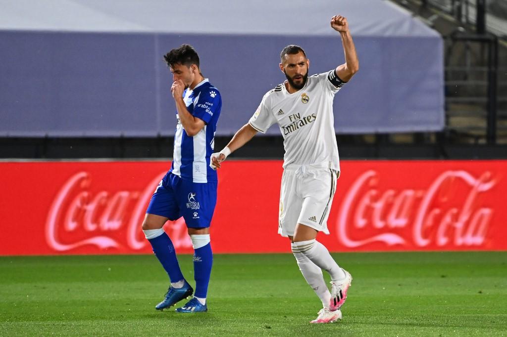 Resultado Real Madrid vs Alavés