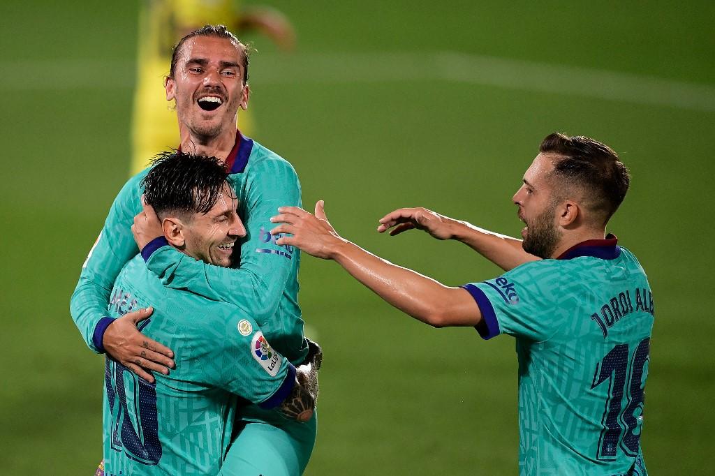 Cómodo triunfo del Barcelona frente al Villareal