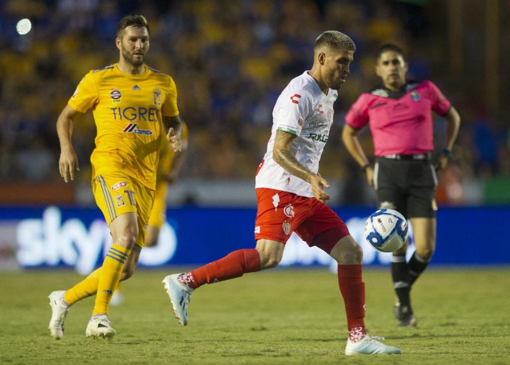 Necaxa vs Tigres, será el partido inaugural del futbol mexicano