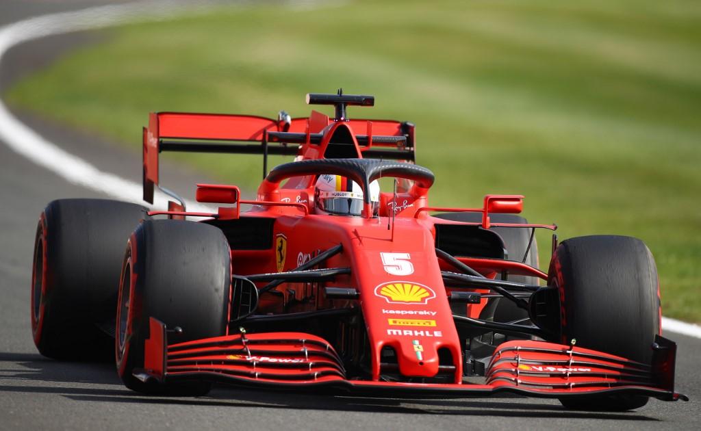 Sebastian Vettel podría llegar a Racing Point