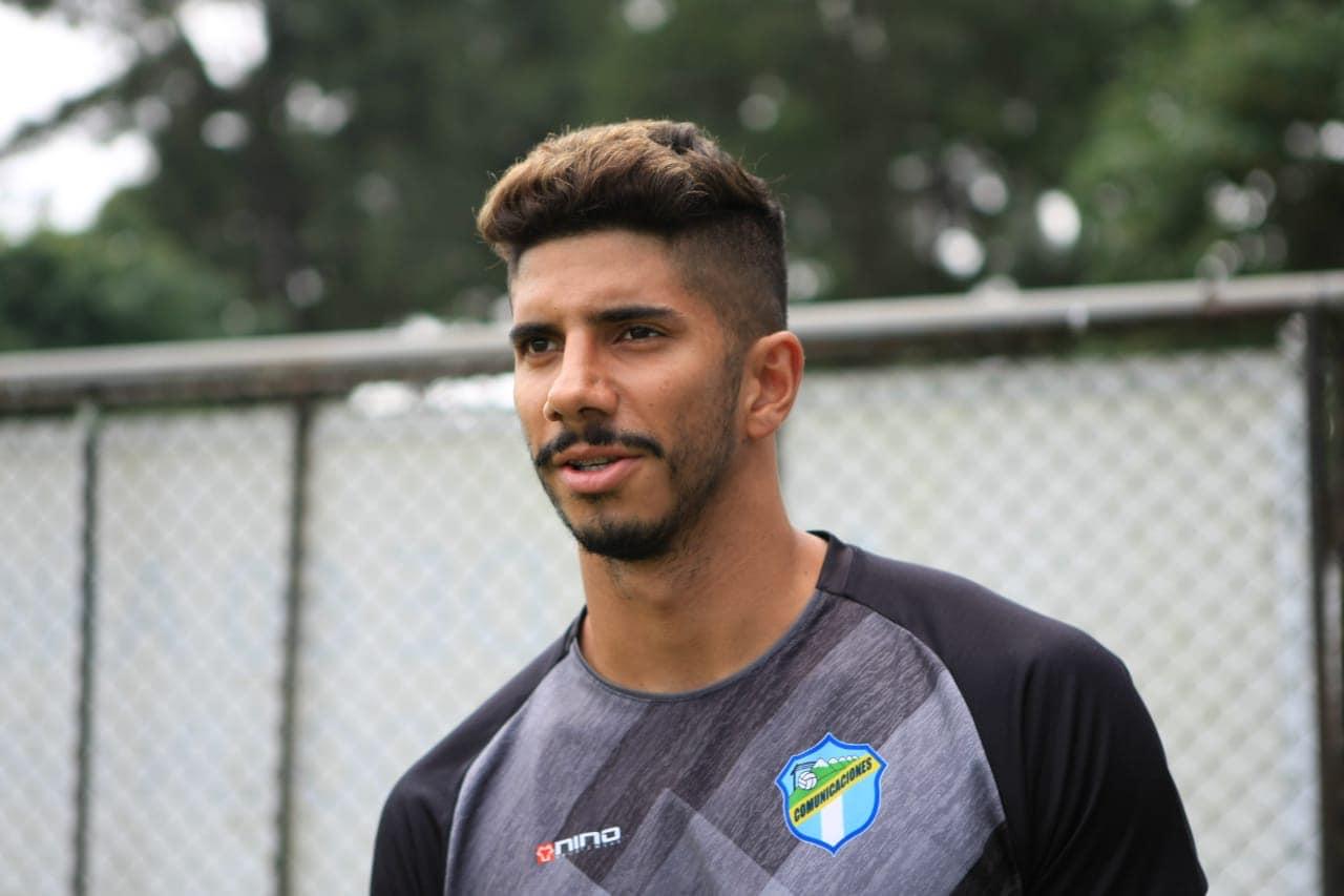 Gerardo Gordillo puede jugar en el futbol argentino
