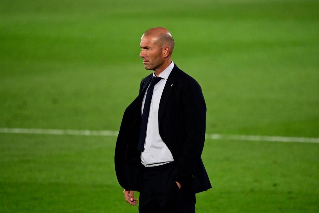 Zinedine Zidane, Athletic de Bilbao vs Real Madrid
