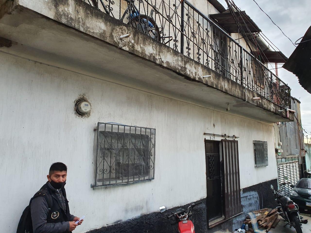 allanamientos contra grupo criminal Los Polis de la 11