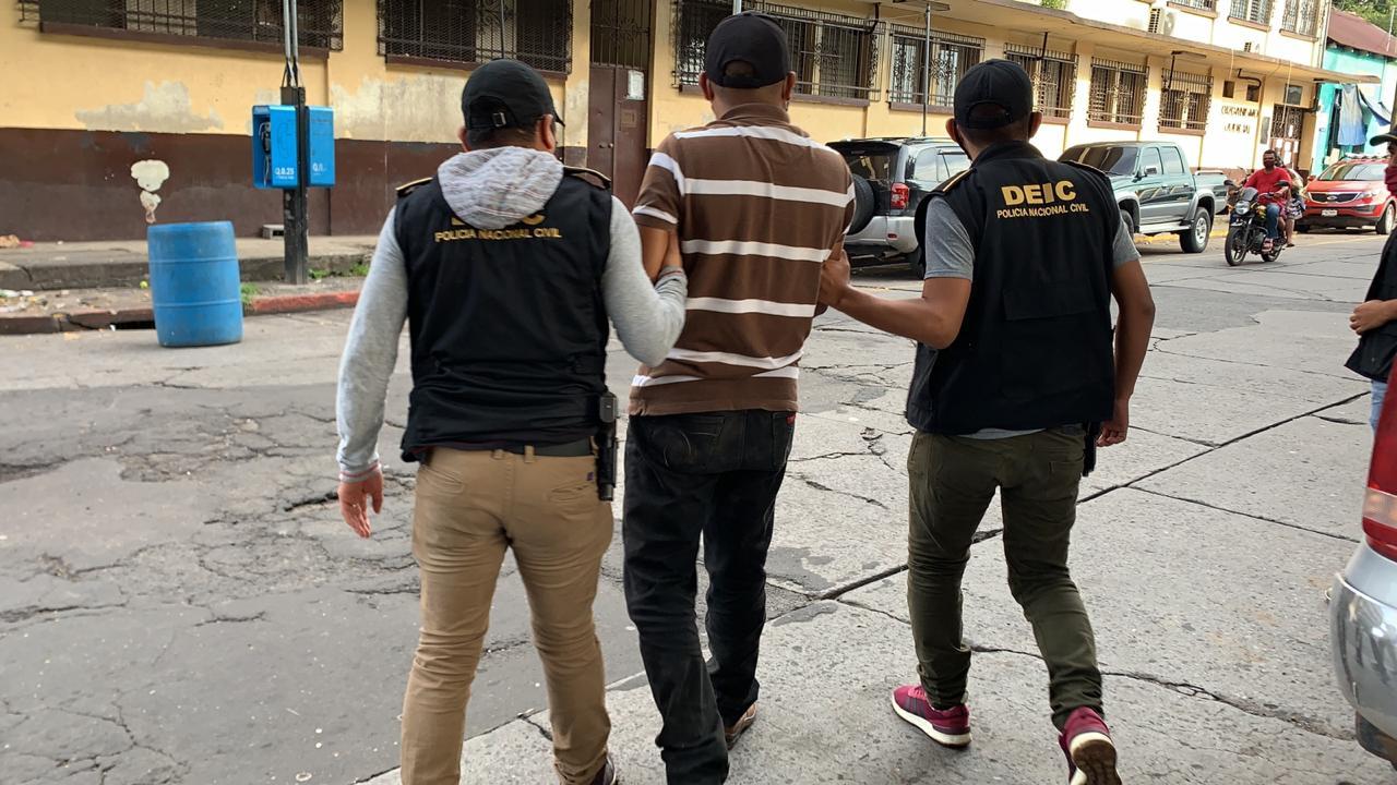 capturan a presunto asesino en Guanagazapa, Escuintla