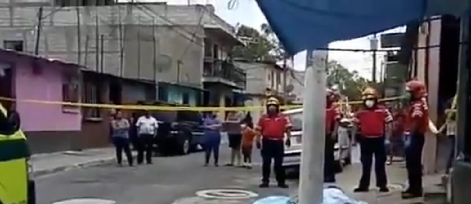 ataque armado en zona 12 de Villa Nueva