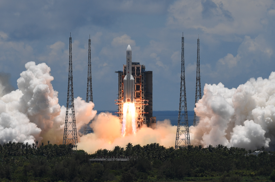 China lanza sonda