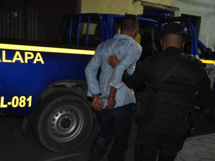 Detenido por portar arma de fuego