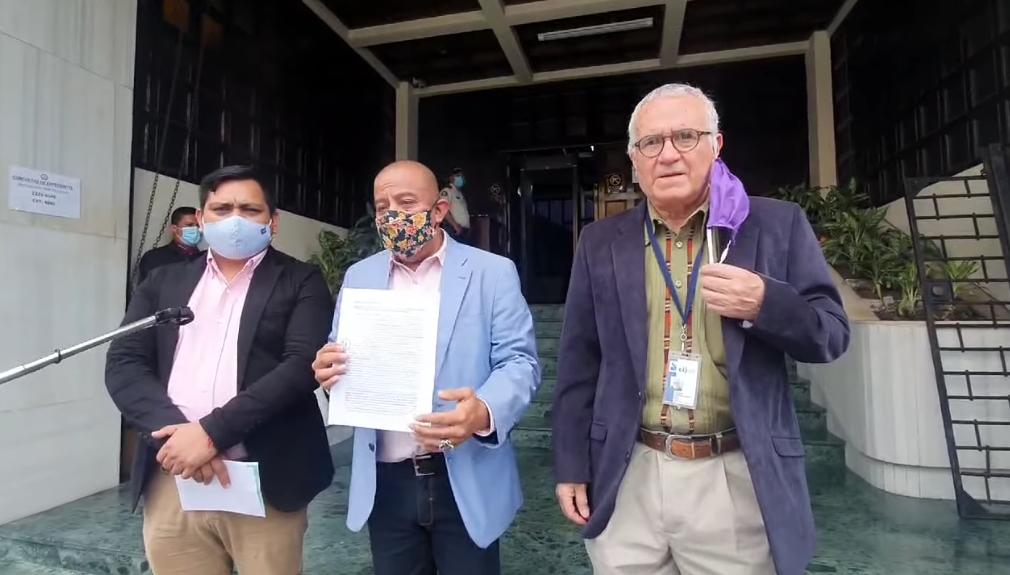 Presentan acciones contra acuerdo que establece estado de Sitio en Izabal y Alta Verapaz