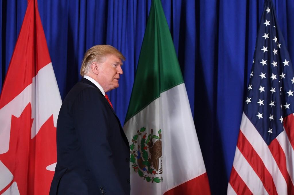 Donald Trump y el T-MEC
