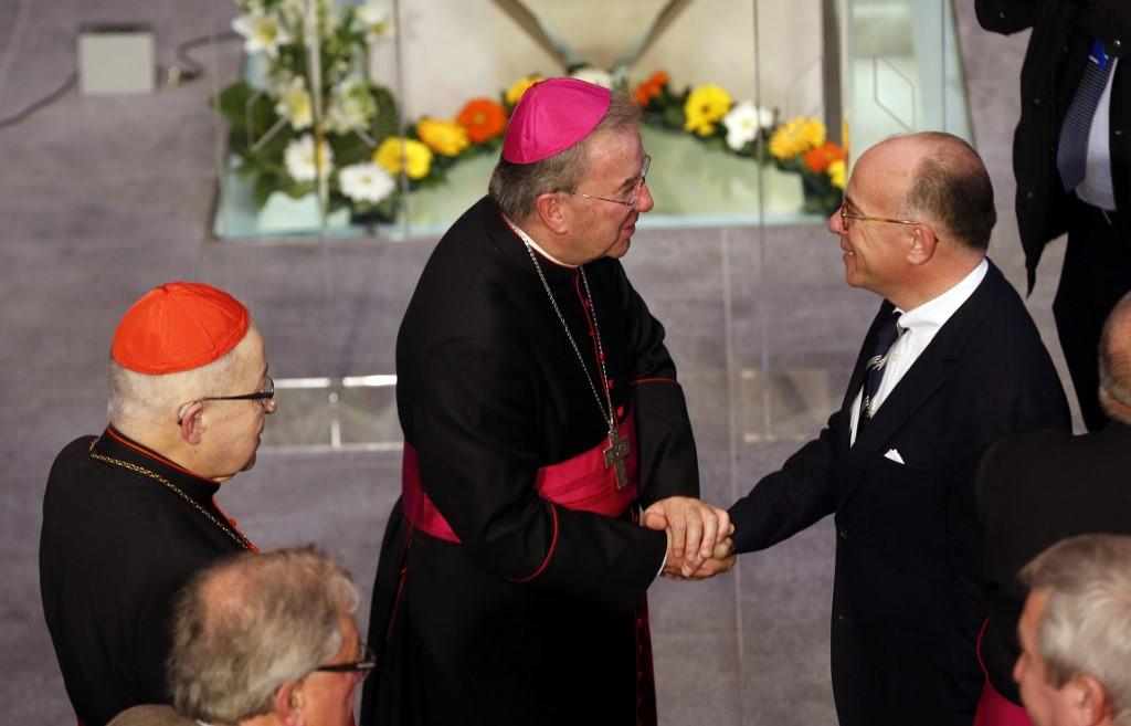 Monseñor Luigi Ventura, exnuncio del Vaticano