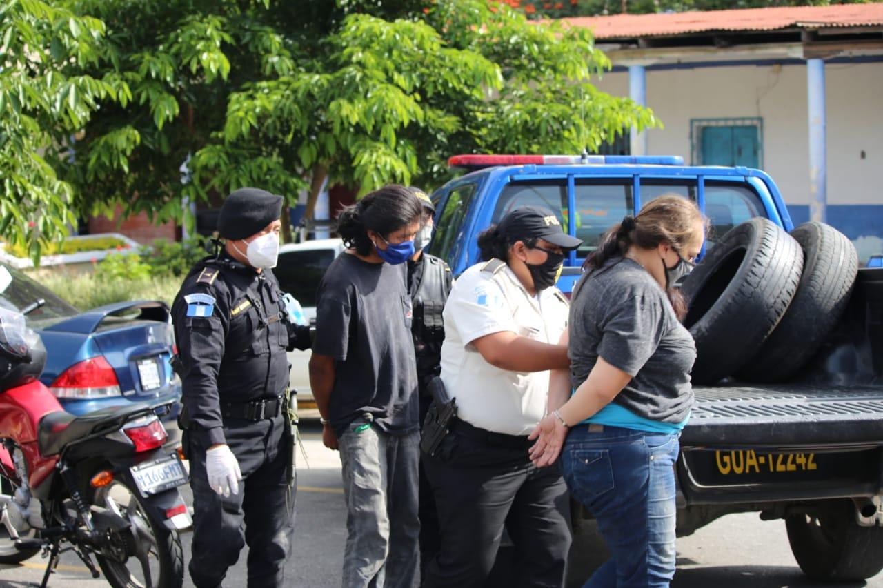 Balacera entre policías y robacarros en Palencia