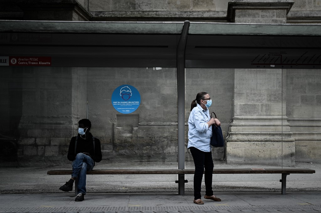 Coronavirus en Francia
