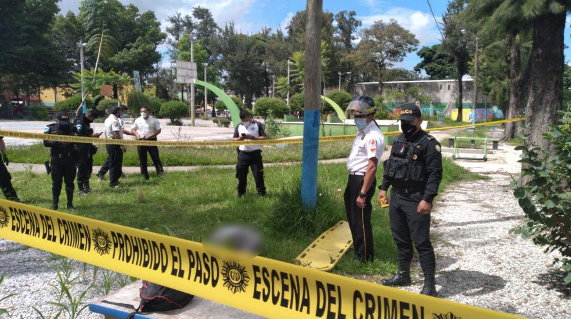 muerto por ataque armado en zona 6