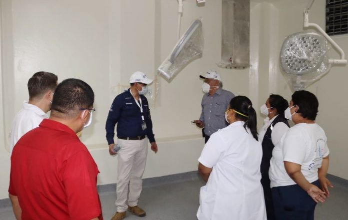 Gobierno analiza utilizar hospital de Quiriguá, en Izabal, para atender pacientes con Covid-19