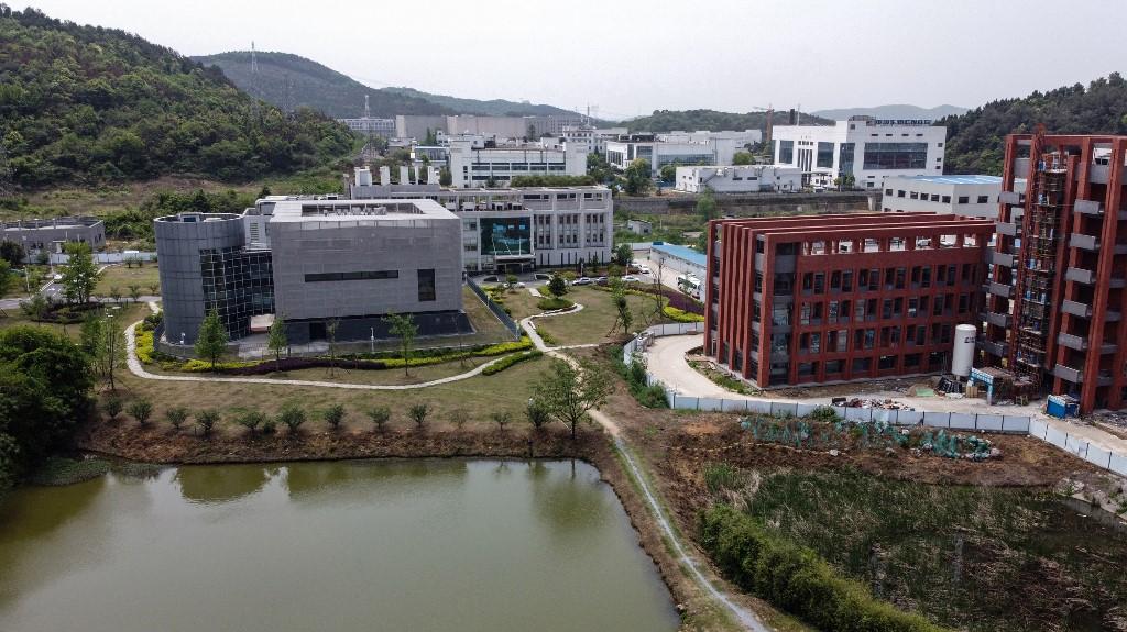 Laboratorio de virología de Wuhan