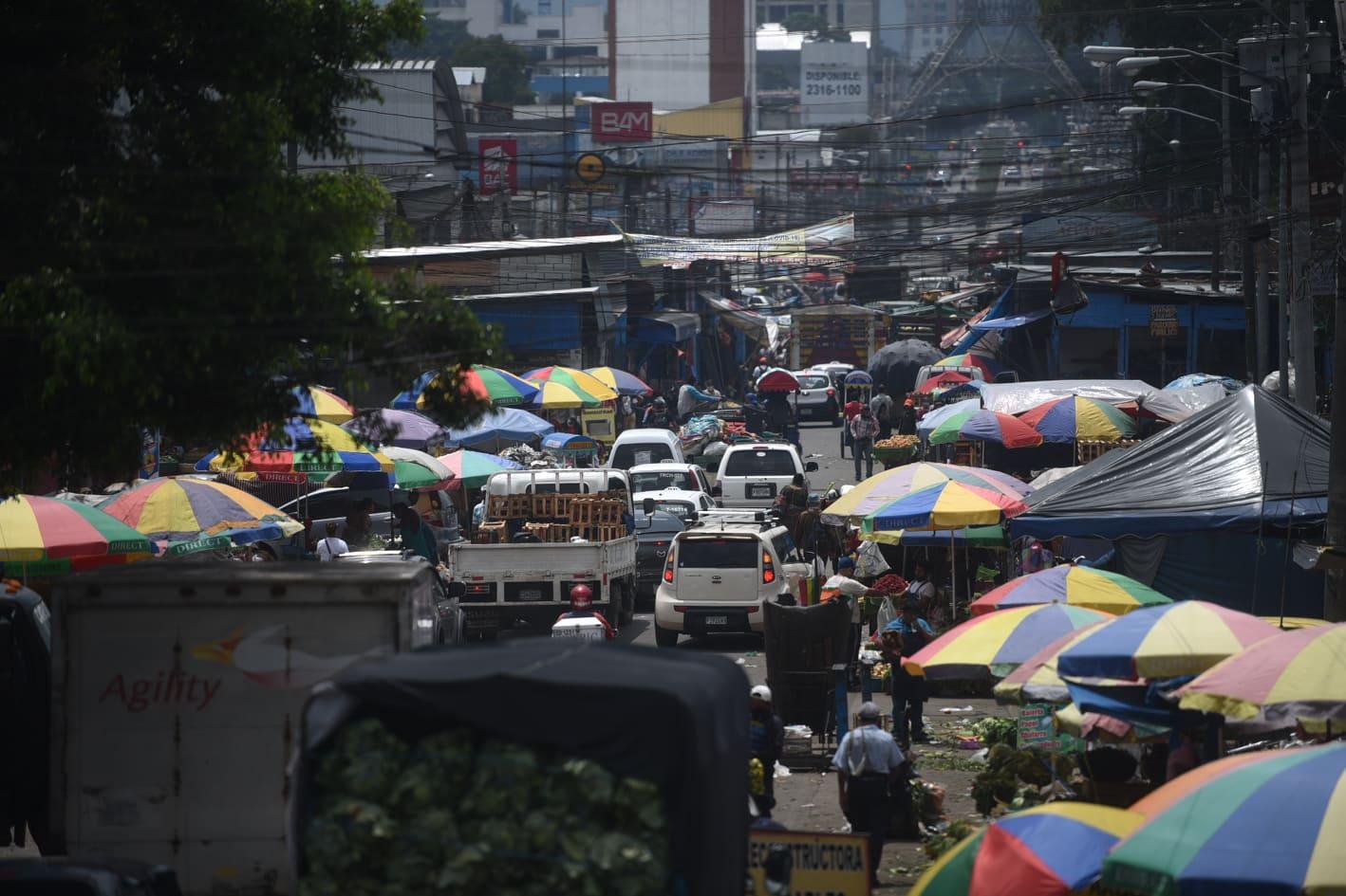 mercado La Terminal Covid-19