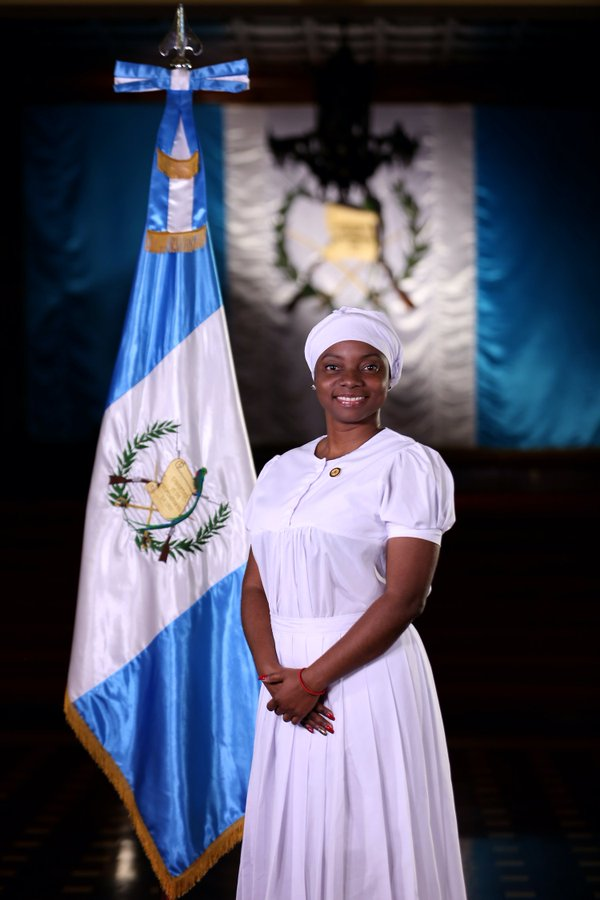 ministra de Cultura, Silvana Martínez