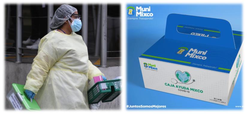 Mixco entregará kit de medicamentos por Covid-19