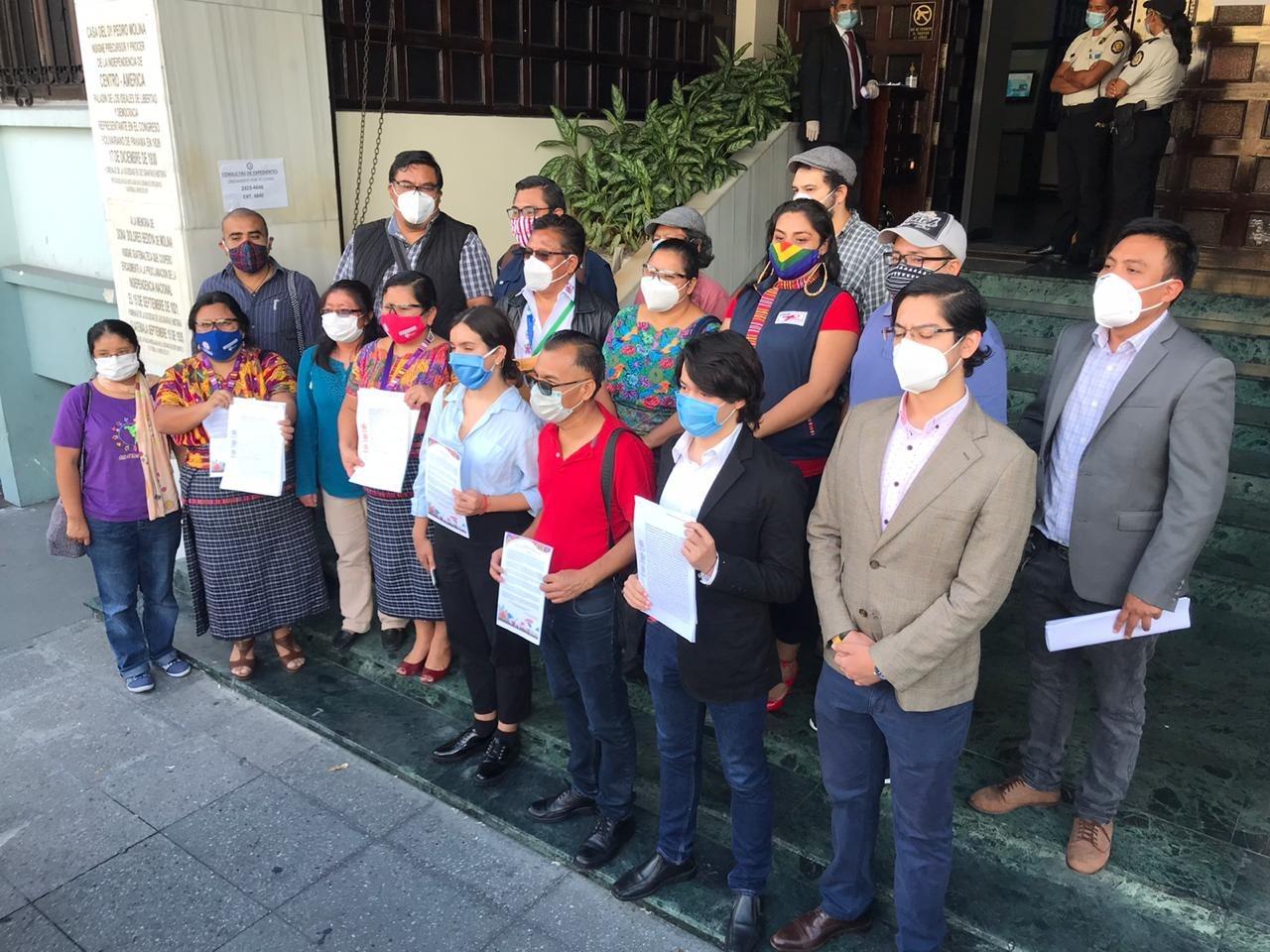 PDH y organizaciones accionan contra acuerdo sobre Bono 14