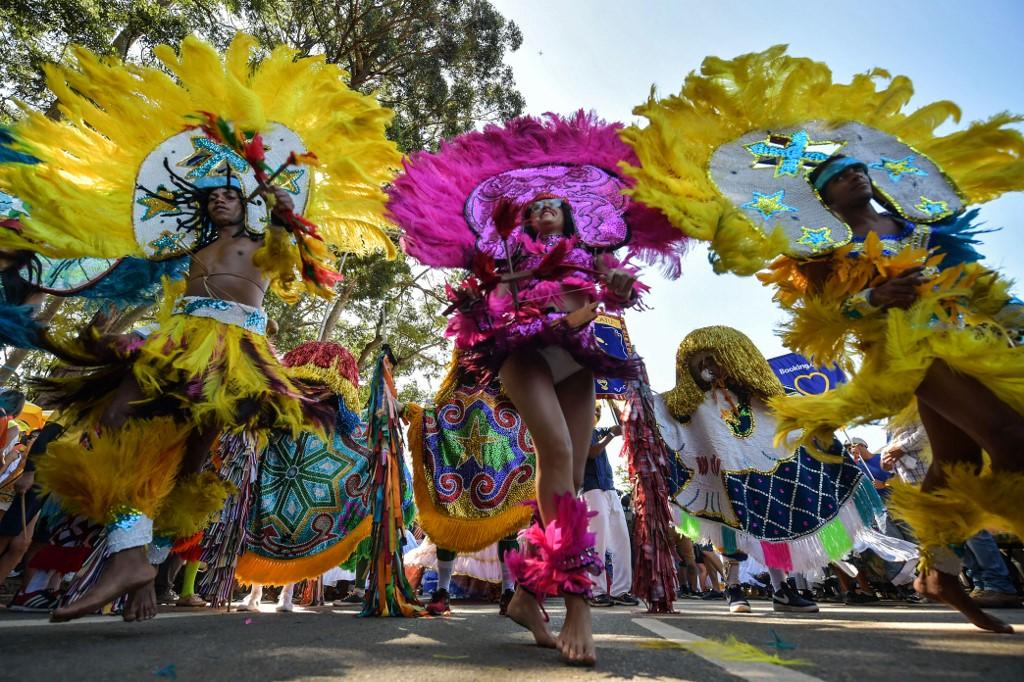 Carnaval de Sao Paulo 2020
