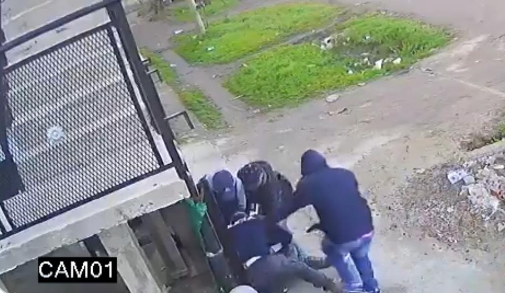 Intento de asalto en Argentina
