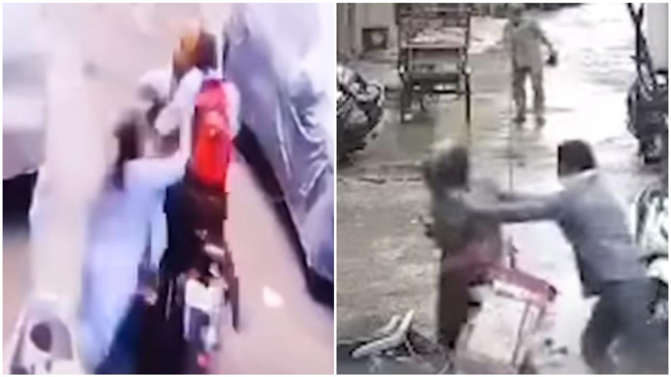 Intentan secuestrar a niña en la India